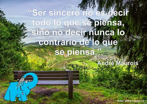 Elefante Azul Avilés La Frase Del Día Frase De André