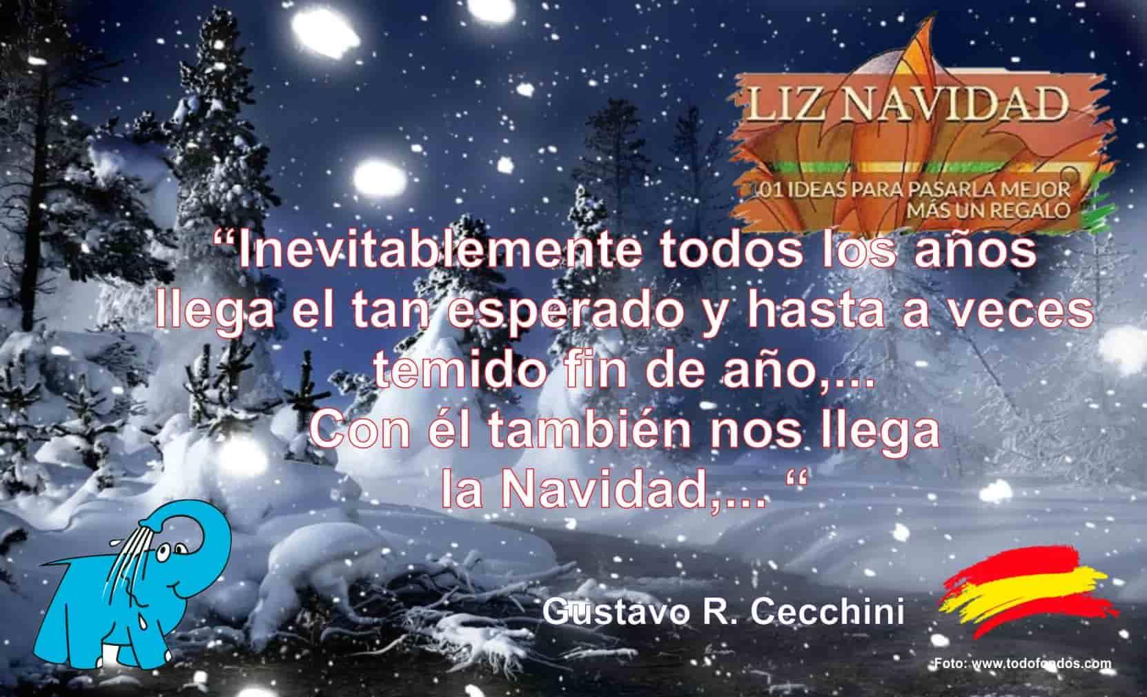 Inicio Feliz Navidad.Elefante Azul Aviles La Frase Del Dia Inicio Del Libro