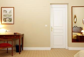 Imagen de una habitación del Hotel Pelayo en el Directorio de Empresas del Elefante Azul de Avilés
