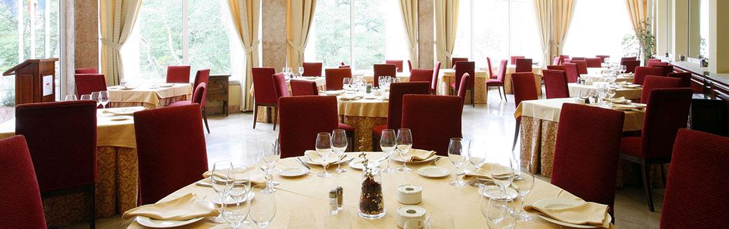 Panorámica del Salón de Eventos del Hotel Pelayo en el Directorio de Empresas del Elefante Azul de Avilés