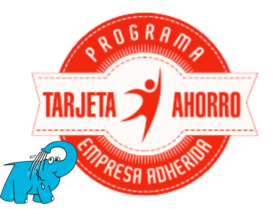 Programa Tarjeta Ahorro en el Centro de lavado de coches Elefante Azul de Avilés