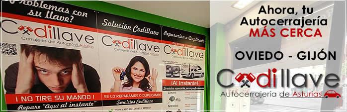 Codillave Asturias. Cerrajeros de confianza  en el Directorio de Empresas del Centro de lavado de coches Elefante Azul de Avilés