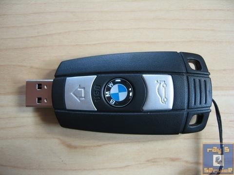 Elefante Azul Aviles - Pendrive Mod. BMW - Centro de lavado de coches Elefante Azul Avilés