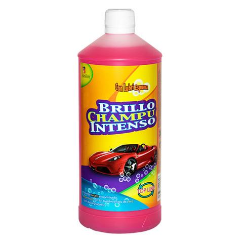 Elefante Azul Aviles - Champú Brillo Intenso - Centro de lavado de coches Elefante Azul Avilés