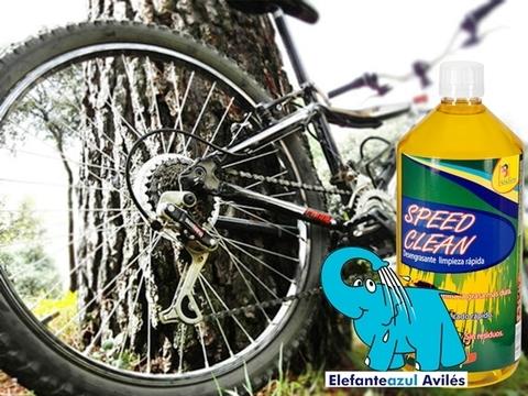 Elefante Azul Aviles - Speed Clean Desengrasante - Centro de lavado de coches Elefante Azul Avilés