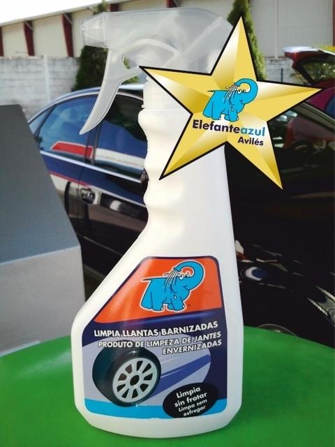 Elefante Azul Aviles - Limpiallantas Elefante Azul - Centro de lavado de coches Elefante Azul Avilés