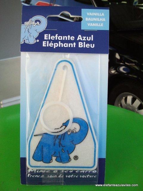 Elefante Azul Aviles - Ambientador Elefante Azul Vainilla