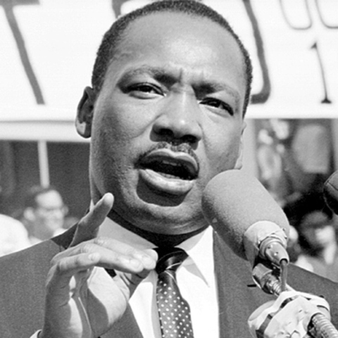 Elefante Azul Aviles - Martin Luther King