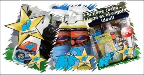 Elefante Azul Aviles - Productos y Servicios Estrella - Centro de lavado de coches Elefante Azul Avilés