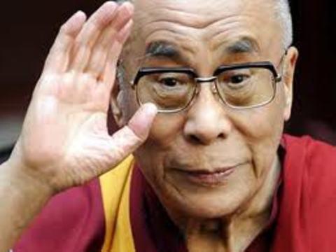 Elefante Azul Aviles - Dalai Lama