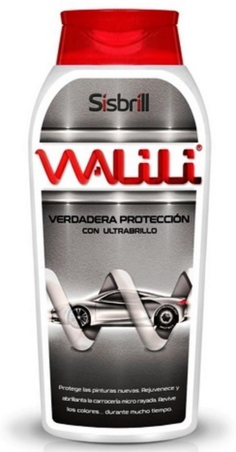 Elefante Azul Aviles - Walili® Protector Abrillantador Pintura larga duración  - Centro de lavado de coches Elefante Azul Avilés