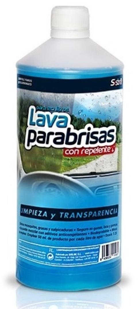 Elefante Azul Aviles - Lavaparabrisas Concentrado con Repelente - Centro de lavado de coches Elefante Azul Avilés