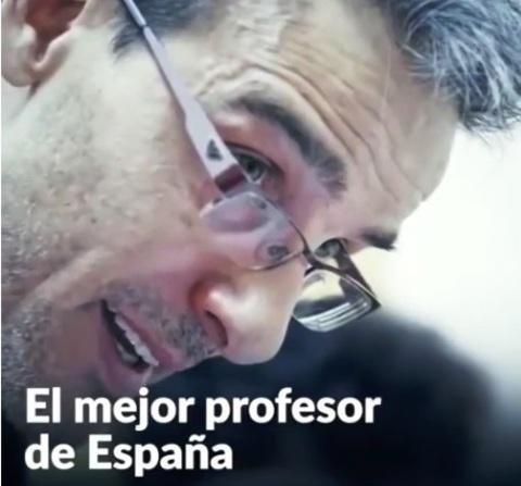 Elefante Azul Aviles - El Mejor Profesor de España - Centro de lavado de coches Elefante Azul Avilés