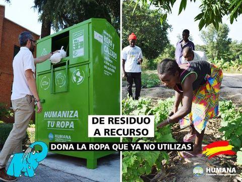 Elefante Azul Aviles - Memoria de Humana Fundación Pueblo para Pueblo 2017 - Centro de lavado de coches Elefante Azul Avilés