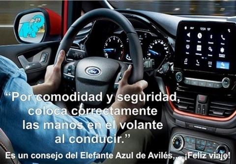 Elefante Azul Aviles - Conducir Correctamente - Centro de lavado de coches Elefante Azul Avilés