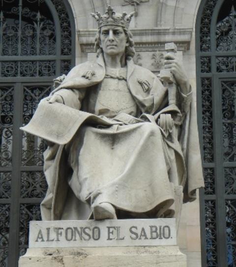 Elefante Azul Aviles - Alfonso X El Sabio