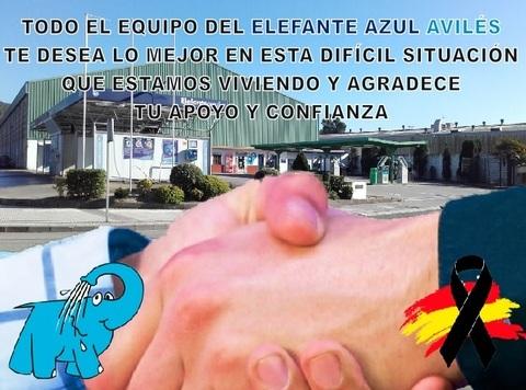Elefante Azul Aviles - Estamos a tu lado - Centro de lavado de coches Elefante Azul Avilés